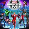 New action-packed stunt show  Marvel Universe LIVE!