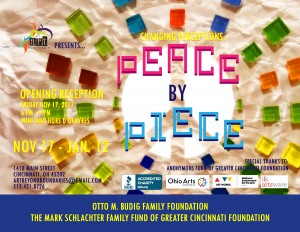 FLYER CP - PEACE BY PIECE