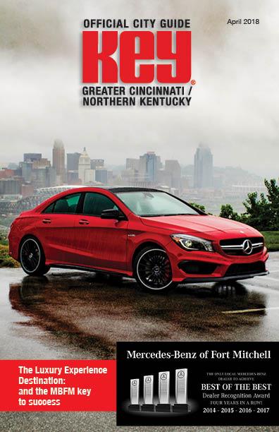 Key Cincinnati April 2018 Cover