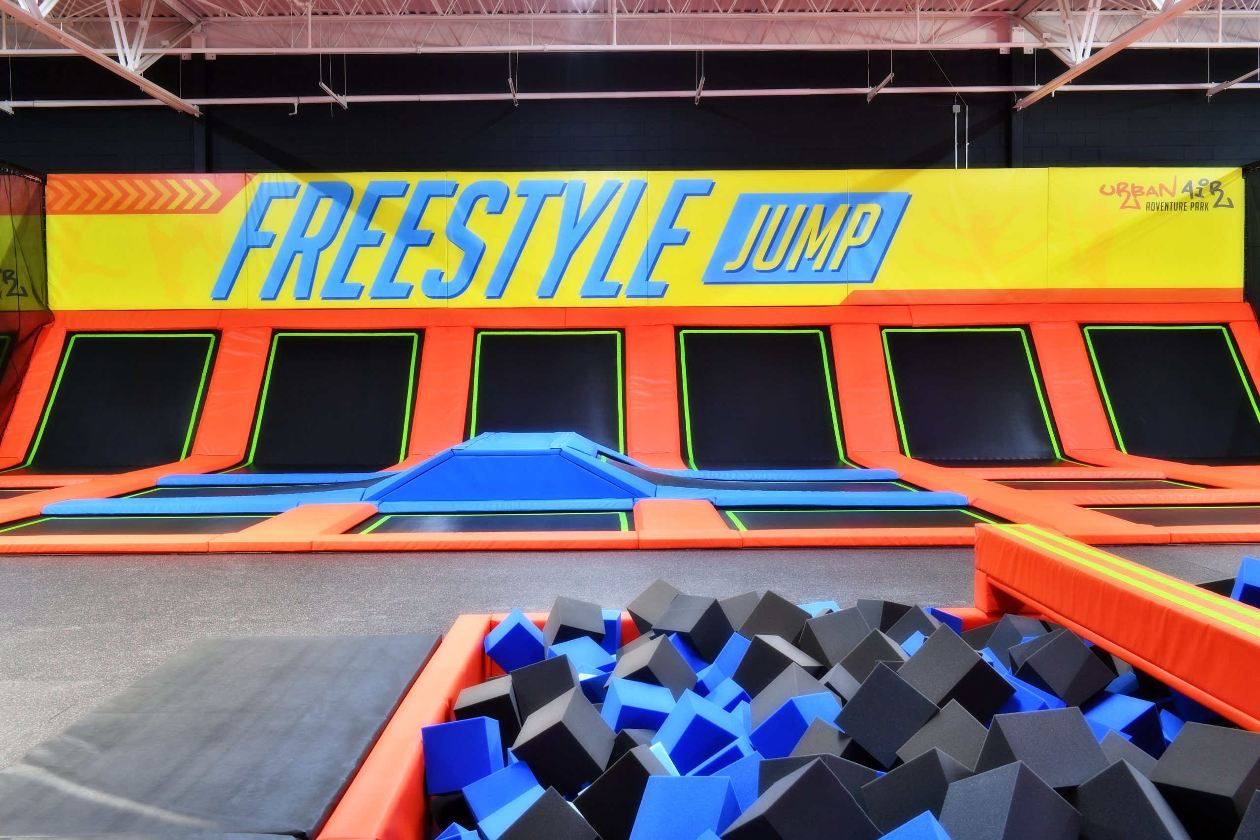 Urban Air Trampoline And Adventure Park Now Open